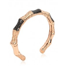 Black Rose Gold Bracelet
