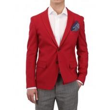 Dior Red Blazer